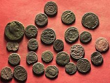 EXTRA QUALITY Lot of 25 Ancient Roman Bronze AE2,AE3, AE4 Follis, #1
