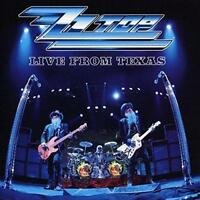 ZZ Top - Live From Texas (NEW CD)