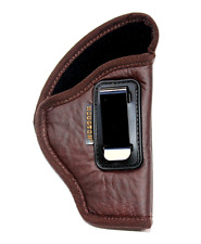 BROWN IWB Revolver Holster for Smith & Wesson S&W Airweight Model 637/638/642