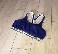 Womens SHOCK ABSORBER V999 Max Support Running Sports Bra Crossback Purple 34C