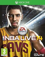 Xbox One Game NBA Live 14 2014 Basketball NEW