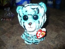 "New Justice 6"" TY Beanie Boo Tess Tiger"