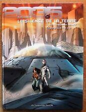 2035-2039 LE SILENCE DE LA TERRE T. 1 : VISIONARY REALITY -E.O.- PLOY - DAMOUR