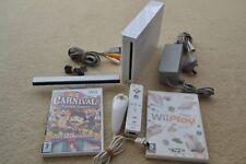 Nintendo Wii Console ***Mega Bundle***Over 30 Games Included***