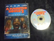 """USED DVD Movie """"A Hounted House 2  (94)"""