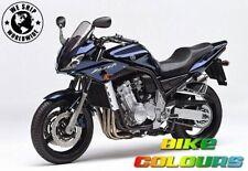 YAMAHA TOUCH UP PAINT KIT FZS1000 FJR1300 FZ6 TDM900 XJR1300 T-MAX GALAXY BLUE