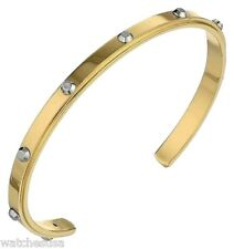 Michael Kors Bangle Stud Cuff Gold Silver Heritage Astor MKJ3610710 Mkj3610