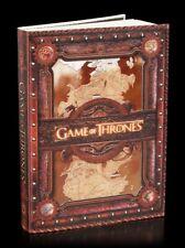 Game of Thrones Notizbuch - Seven Kingdoms - Tagebuch Westeros GOT Karte Buch