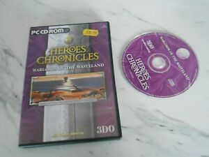 HEROES CHRONICLES : WARLORDS OF THE WASTELAND - PC GAME - ORIGINAL & COMPLETE