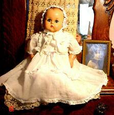 "New ListingAntique '40 17"" Little Angel Bit o Heaven Arranbee R&B Vtg Composition Baby Doll"