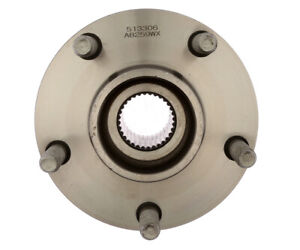 Wheel Bearing and Hub Assembly-R-Line Front Raybestos 713306