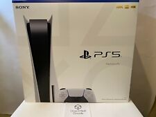 Sony Playstation 5 PS5 Disc Version ***In Hand & Ready To Ship*** 🚚 BRAND NEW!!
