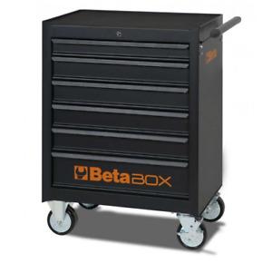 Cassettiera porta utensili 6 cassetti BETA C04 BOX carrello utensili officina