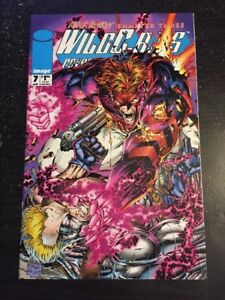 WILDC.A.T.S#7 Incredible Condition 9.4(1994)Jim Lee Art!!