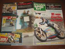 MOTOSPRINT 1978/25 PROVA LAVERDA 350 MIKE HAILWOOD
