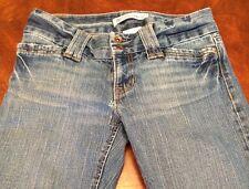 Gap Low Rise Boot Cut Size 2L Inseam 33 Blue Jeans RecyclesClothes.com