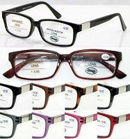 L189 Reading Glasses Spring Hinges+50+75+100+125+150+175+200+225+250+275+300+350