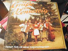 Grübe von rennsteig - Herbert Roth - disque amiga 845111