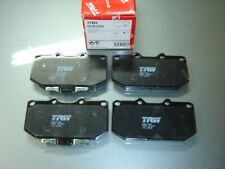 Skyline R32 R33 R34 300ZX Z32 S15 S14 TRW Front Disc Brake Pads NEW FRONT SET
