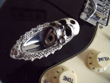 jack plug cover stratocaster skull custom made