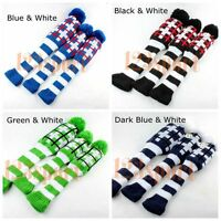 Knit Vintage Golf Driver Fairway Headcovers Pom Club Covers For Taylormade 3Pcs
