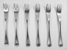 OLD HALL Cutlery - ALVESTON Pattern - Set of 6 Pastry / Cake Forks - 6 1/2""