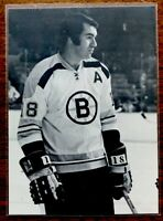 1991-92 Boston Bruins Sports Action Legends Ed Westfall - Mint (Rare)