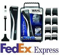 Wahl Professional Corded/Cordless Hybrid Hair Clipper Groomer Trimmer 09697-1016