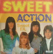 """7"""" 1975 GLAM IN MINT-  ! THE SWEET :  Action"""