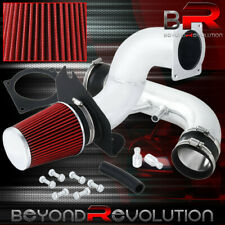 Performance Cold Air Intake System Kit W/ Red Filter For 96-04 Ford Mustang Gt