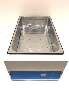 Lab Unstirred Water Bath 20 Liters