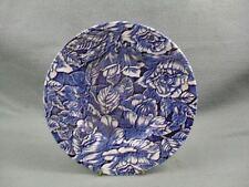 Churchill Bermuda Blue Dessert Plate
