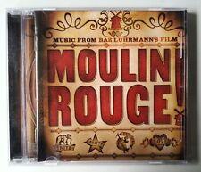 'Moulin Rouge!' [333832] CD 2001 2000s album soundtrack theatre