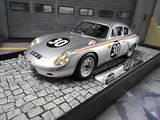 PORSCHE 356 B 1600 GS Carrera GTL Abarth Le Mans 1962 #33 Pon Re Minichamps 1:18