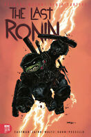 TMNT The Last Ronin #1 First Print + Eastman 1:10 Variant IDW 2020