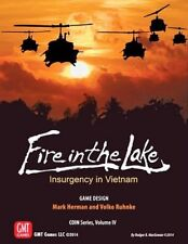 COIN IV: Fire in the Lake: Insurgency in Vietnam, Boardgame by GMT, New, English