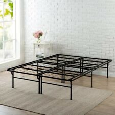 Spa Sensations W-SBBK-T Steel Base Bed Frame - Black