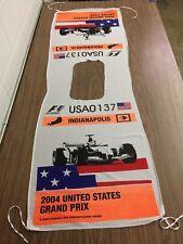 2004 United States Grand Prix Vest