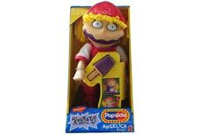 Nickelodeon Popsicle Rugrats Angelica Pickles Soft Plush Sleepy Time Doll Toy