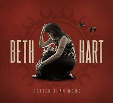 BETH HART BETTER THAN HOME 1 Extra Track DIGIPAK CD NEW