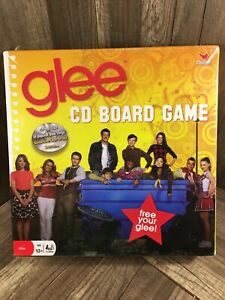 Glee Board Game Factory Sealed!