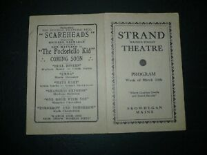 FRANKENSTEIN [Boris Karloff, Colin Clive, Mae Clarke], orig 1931 movie ad flyer