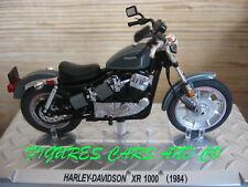 1/24 MOTO HARLEY DAVIDSON XR 1000 1984