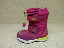 Winter - 25 Schuhe für Mädchen Superfit Größe