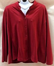 Womans Sweater Travelsmith 3XL Warm Comfortable Soft Airline Train Auto Travel