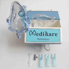 PORTABLE NEBULISER for home use,easy to use,great value