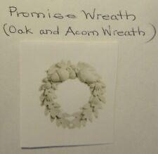 Margaret Furlong Promise (Oak and Acorn) Wreath Ornament - Never Used