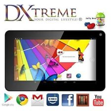 "Brand New DXtreme D750 7"" Tablet PC QuadCore A7 Android 4.2 WIFI 8GB Camera"