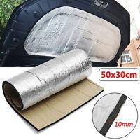 30x50cm Car Sound Proofing Deadening Heat Shield Insulation Mat Closed Cell Foam