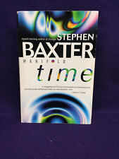 Manifold: Time by Stephen Baxter Ω NEW HC FREE SHIPPING